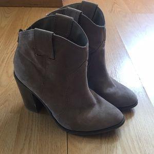 Shoes - Bootie Heels